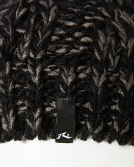 BLACK MARLE WOMENS ACCESSORIES RUSTY HEADWEAR - HBL0261BKM