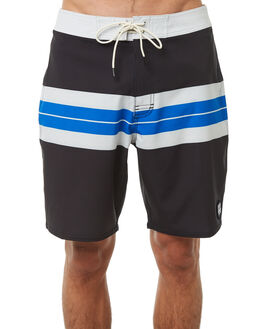 RVCA BLACK MENS CLOTHING RVCA BOARDSHORTS - R381402BLK