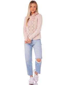 ROSE BLUSH WOMENS CLOTHING ELEMENT KNITS + CARDIGANS - 273422ROS