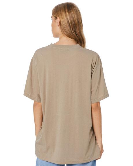 ATMOSPHERE WOMENS CLOTHING STUSSY TEES - ST106001ATM