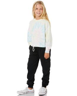 BLACK KIDS GIRLS EVES SISTER PANTS - 9540075BLK