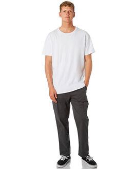 ASH GREY MENS CLOTHING DEPACTUS PANTS - D5201191ASHGY