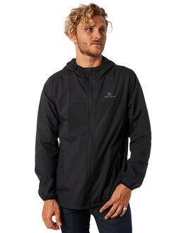 BLACK OUTLET MENS RIP CURL JACKETS - CJKCV10090