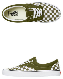 GREEN MENS FOOTWEAR VANS SNEAKERS - SSVNA4BV4VXIM