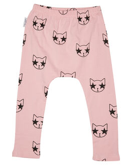 PINK KIDS BABY TINY TRIBE CLOTHING - TTS17-3003DPNK