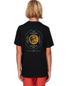 BLACK KIDS BOYS BILLABONG TOPS - BB-8592017-BLK