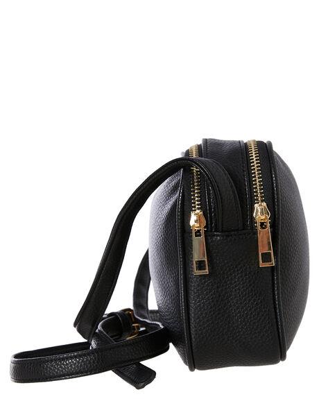 BLACK WOMENS ACCESSORIES RUSTY BAGS + BACKPACKS - BFL1094BLK