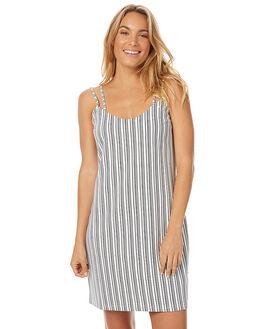 STRIPE WOMENS CLOTHING STAPLE THE LABEL DRESSES - UT1608050STRI