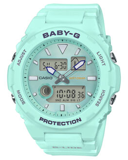MINT WOMENS ACCESSORIES BABY G WATCHES - BAX-100-3ADRMNT