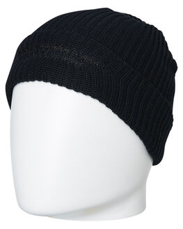 DIRTY BLACK MENS ACCESSORIES BANKS HEADWEAR - BE0036DBL