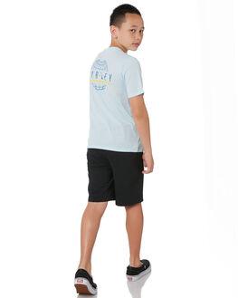 TOPAZ MIST HTR KIDS BOYS HURLEY TOPS - BTSPGLBG445