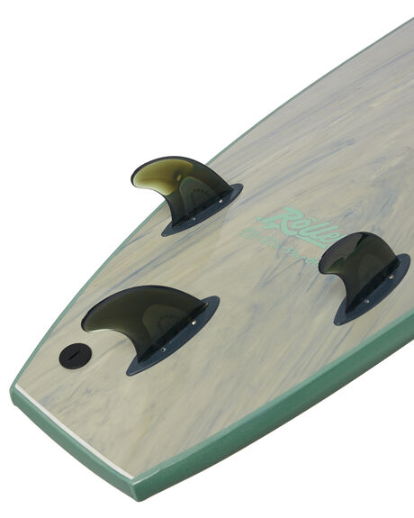 SMOKE GREEN BOARDSPORTS SURF SOFTECH SOFTBOARDS - ROLVF-SGM-070SGRN