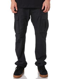 BLACK MENS CLOTHING NIKE PANTS - AT3494010