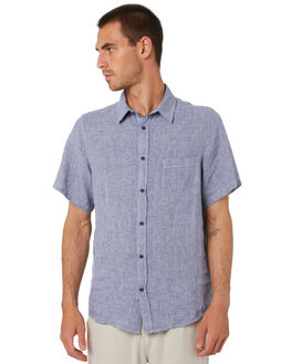 HOUNDSTOOTH MENS CLOTHING MR SIMPLE SHIRTS - M-04-36-41HNDTH