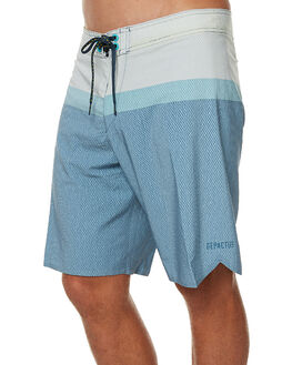 BLUE STRIPE MENS CLOTHING DEPACTUS BOARDSHORTS - AM010012BLUST