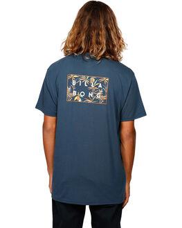 NAVY MENS CLOTHING BILLABONG TEES - BB-9592006-NVY