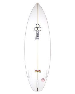 WHITE BOARDSPORTS SURF CHANNEL ISLANDS SURFBOARDS - CIFEVWHT