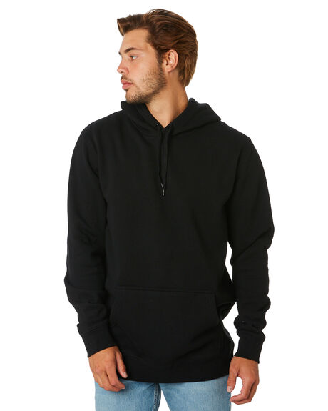 BLACK MENS CLOTHING AS COLOUR JUMPERS - ASC5102BLK
