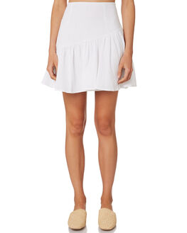 WHITE WOMENS CLOTHING THE FIFTH LABEL SKIRTS - 40181190WHI