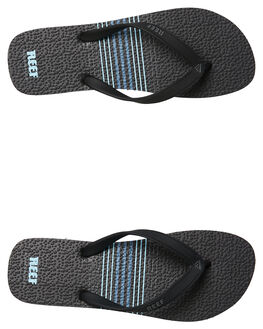VINTAGE BLUE MENS FOOTWEAR REEF THONGS - 220VBU