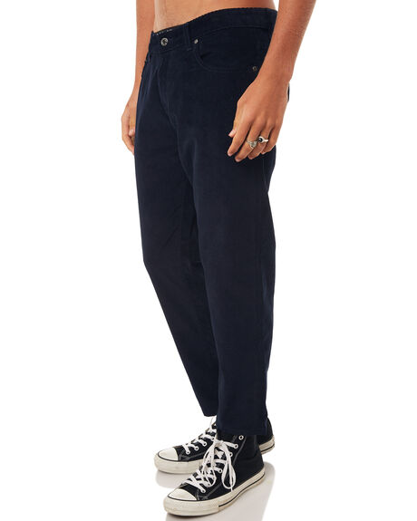 NAVY CORD MENS CLOTHING DR DENIM JEANS - 1630114-210