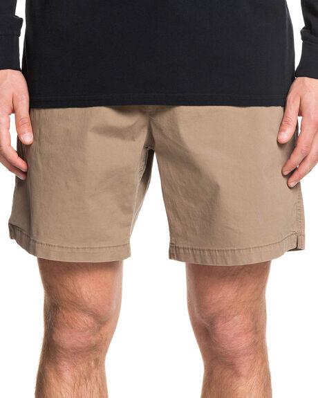 CARIBOU MENS CLOTHING QUIKSILVER SHORTS - EQYWS03610-SZE0