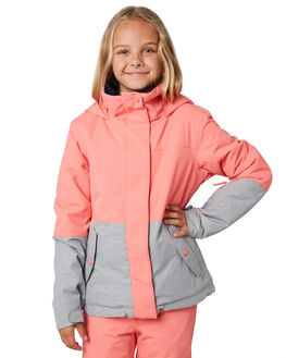 SHELL PINK BOARDSPORTS SNOW ROXY KIDS - ERGTJ03059MHG0