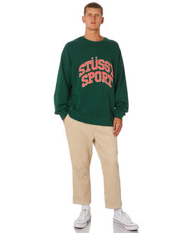 BOTTLE MENS CLOTHING STUSSY JUMPERS - ST091203BOT