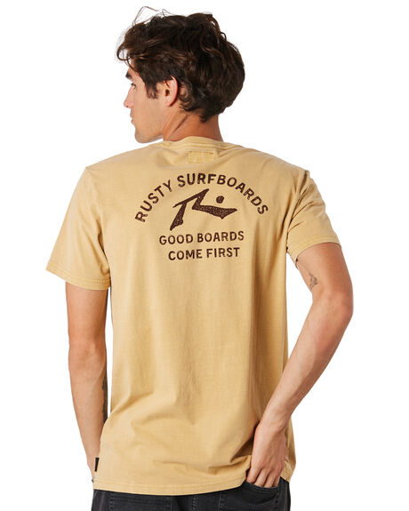CURRY MENS CLOTHING RUSTY TEES - TTM2345CUR