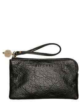 BLACK WOMENS ACCESSORIES RIP CURL PURSES + WALLETS - LWUIT10090