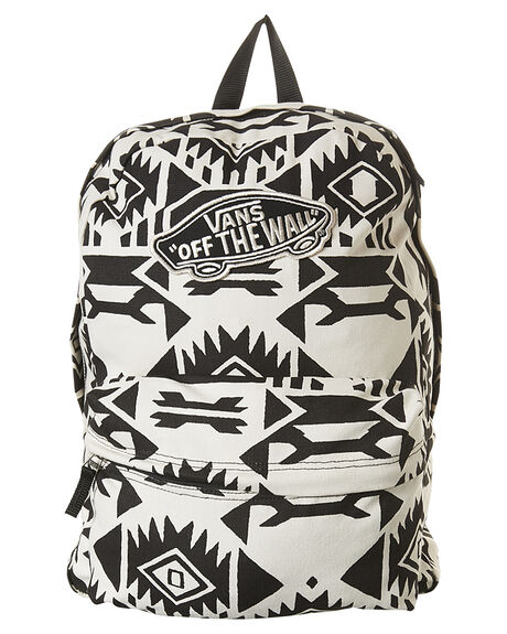 1531a7fc7ca16 Vans Realm Backpack - White Sand Black