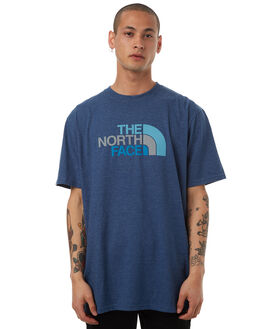 SHADY BLUE MENS CLOTHING THE NORTH FACE TEES - NF00CH2TRTV