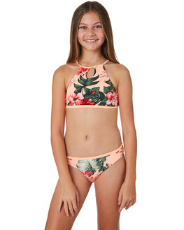 PEACH KIDS GIRLS RIP CURL SWIMWEAR - JSIDE10165