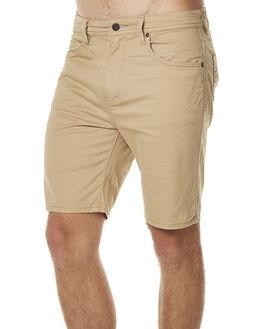 STONE MENS CLOTHING LEE SHORTS - L-605490-057STN