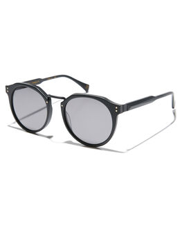 MATTE BLACK BRINDLE MENS ACCESSORIES RAEN SUNGLASSES - 100U161REM-S118-52