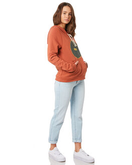 DUSTY PEACH WOMENS CLOTHING HURLEY JUMPERS - CI2903-233