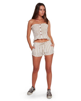 WHISPER WOMENS CLOTHING BILLABONG SHORTS - BB-6592283-WPR