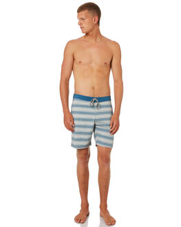GREY GREEN MENS CLOTHING KATIN BOARDSHORTS - TRROU01GRYGN