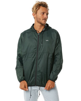 SYCAMORE MENS CLOTHING RVCA JACKETS - R371435SMOR