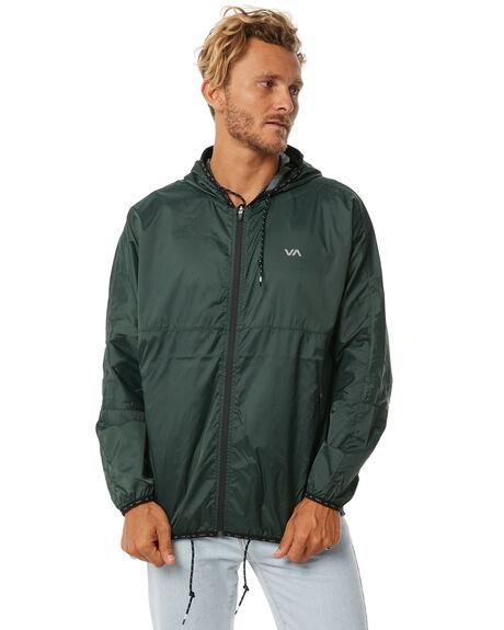 SYCAMORE MENS CLOTHING RVCA JACKETS - R371435SMOR
