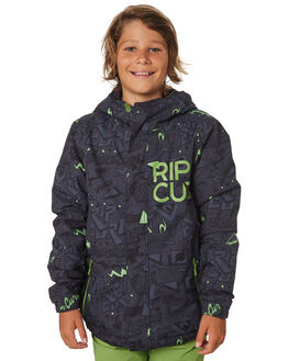 FOREST GREEN BOARDSPORTS SNOW RIP CURL KIDS - SKJAS40056