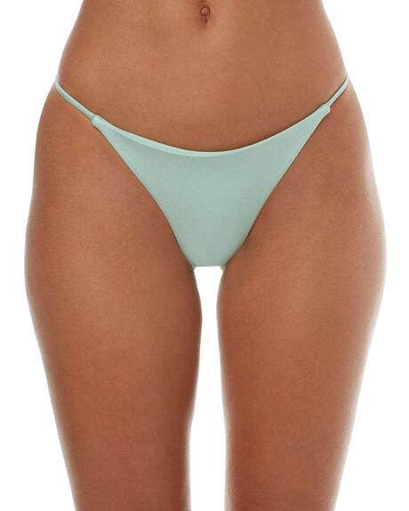 SAGE WOMENS SWIMWEAR MINKPINK BIKINI BOTTOMS - MS1705030SGE