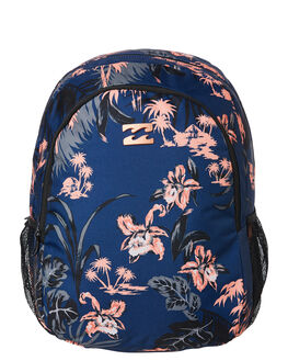 DEEP BLUE WOMENS ACCESSORIES BILLABONG BAGS + BACKPACKS - 6682004DBL