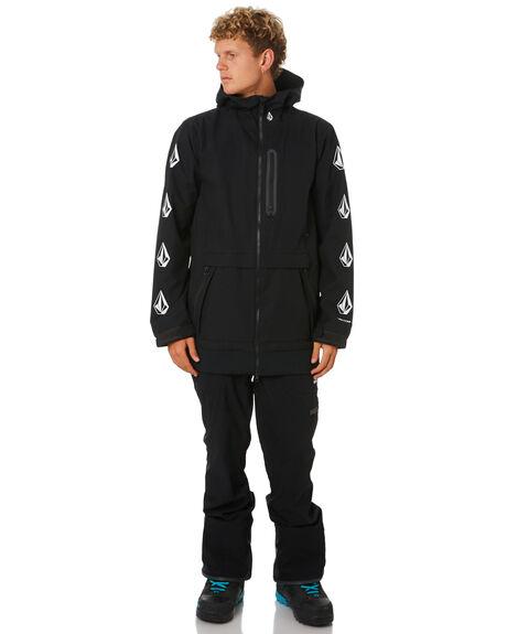 BLACK BOARDSPORTS SNOW VOLCOM MENS - G0652013BLK