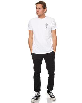 WHITE MENS CLOTHING BILLABONG TEES - 9571066WHT