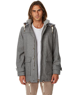 GREY MENS CLOTHING ACADEMY BRAND JACKETS - 17W212GRY