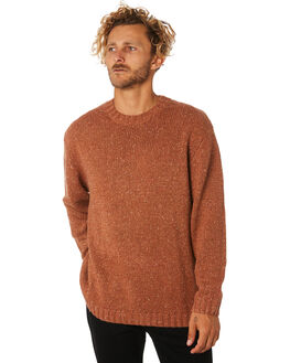 PORTOBELLO MENS CLOTHING RUSTY KNITS + CARDIGANS - CKM0326PBO