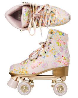 FLORAL WOMENS FOOTWEAR IMPALA SNEAKERS - CRFLORALFLRL