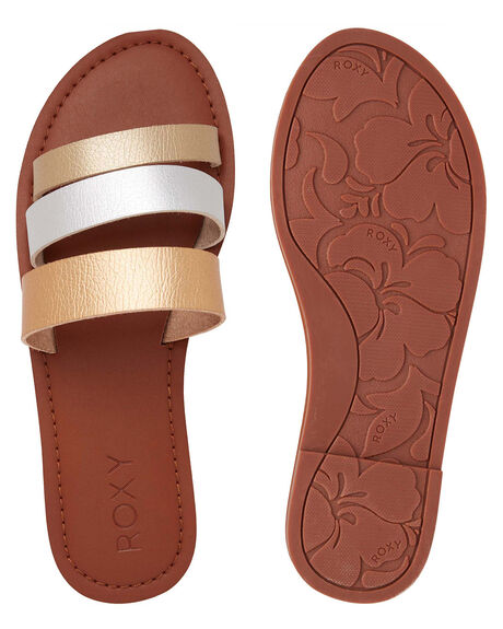MULTI WOMENS FOOTWEAR ROXY FASHION SANDALS - ARJL200761-MLT