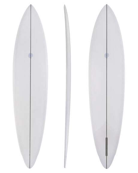 CLEAR BOARDSPORTS SURF MISFIT SURFBOARDS - MFNUWAVRCLR